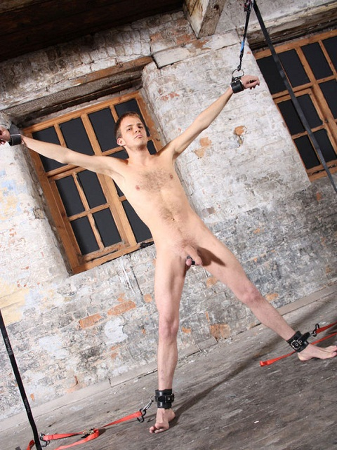 Twink Leo S Naked Body Whipped Abused