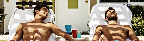 INNdulge - Palm Springs Gay Resort Hotel<br/> Hump Day Special - Stay 7 nights and your Wednesday night is free!